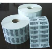 Adhesive sticker, lable, sticker lable
