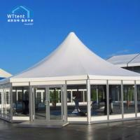 China Unique Hexagonal Marquee Steel Plates Wall For Birthday Party wholesale