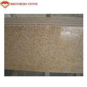 China Padang Giallo Yellow Granite Slabs High Polished G682 Granite Big Slab wholesale