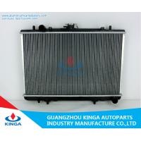 China Auto Engine System Custom Car Radiator For Pickup L200 With Aluminium Brazed Core wholesale