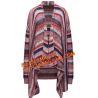 China hot sale handmade knit wool designs women cardigan sweater, High quality stylish girls cardigan hoody mongolian cashmere wholesale