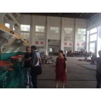 China 2.0mm 22 - 132 Straight Line Wire Drawing Machine Wire Drawing Plant PLC Control wholesale
