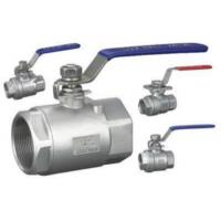 China 2pc Ball Valve (high Pressure Ball Valve, Stainless Steel Ball Valve wholesale