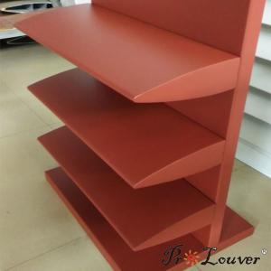 China Aerobrise Aluminum Sun Louver Used in Architectural Exterior Decorative wholesale