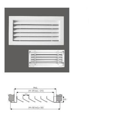 Quality Aluminum Metal Grille SG-A2 for sale
