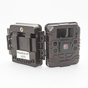 4 Leds Night Vision Hunting Camera , Waterproof IP67 Infrared Game Camera HD Wildlife 16MP