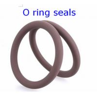 ORK Metric O - Ring Seals For Automobile , High Temperature O Rings IIR 70