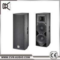 China pa speaker powered /pa speaker powered/outdoor pa speaker dual 12 inch active wholesale
