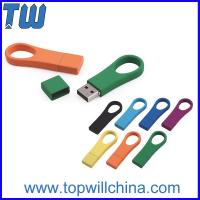 Colorful Mini Metal Usb Flash Drive Delicate Design for Gifts