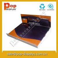 China Corrugated Paper Cardboard Pen Display Stands For Counter on sale