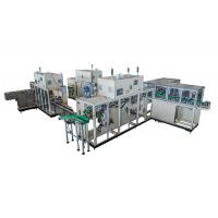China High speed sanitary napkin and panty liner pads belt type counting and stacking machine wholesale