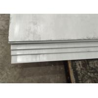 China Alloy 904L Stainless Steel Plate Thickness 3~200mm Max 15m Length Environment Resistance wholesale