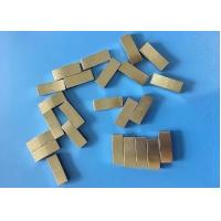 China Samarium and Cobalt Combination SmCo Magnet Widely Used In Industry wholesale