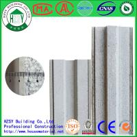 China HZSY soundproof waterproof eps cement wall panel for washing room partition wholesale