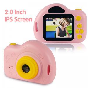 China Lithium Battery 350mAh Kid Friendly Video Camera Little Kid Digital Camera CMOS Sensor on sale