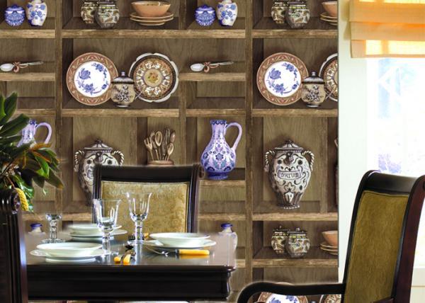 paint over wallpaper images. Black Bedroom Furniture Sets. Home Design Ideas
