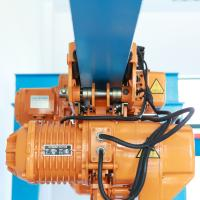 China 2 Ton Single Phase Electric Chain Hoist 0.75KW Motor Power For Workshop wholesale