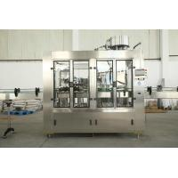 China Automatic 3 In 1 Complete Bottled Water Production Lines For Soda / Cola wholesale