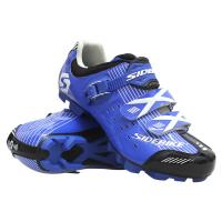 China Breathable Mens SPD Cycling Shoes , Mens MTB Cycling Shoes Self Locking on sale