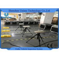 China Lcd Screen Car Security Check Under Vehicle Inspection System Used In Hotel / Prison wholesale