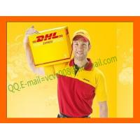DHL international express Chinese imports to Singapore
