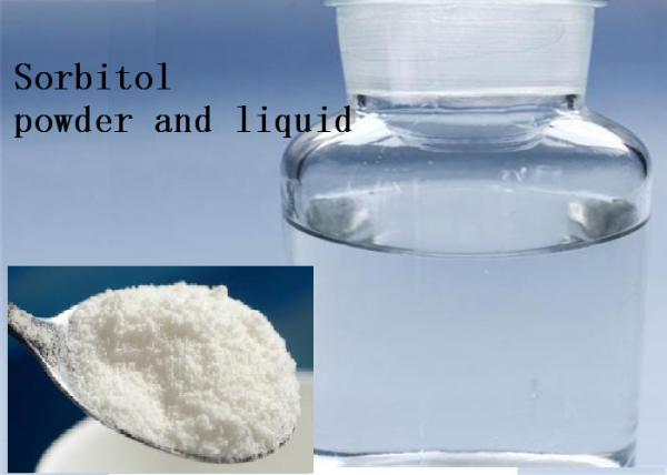 Quality Sorbital Powder Artificial Food Additives Liquid 50 70 4 Sweetener Thickerner for sale
