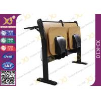 China ISO Certificate Steel Iron Frame Lecture Hall Seating For College Theatre Room on sale