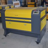 Buy cheap 50w / 60w 400x600mm portable laser engraving machine for adversting from wholesalers