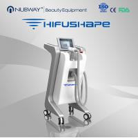 China best selling products hifu high intensity focused ultrasound slimming machine wholesale