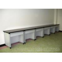 China 850 Height School Laboratory Furniture / Science Lab Workstations on sale