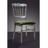 Banquet Black Metal Chiavari Chair