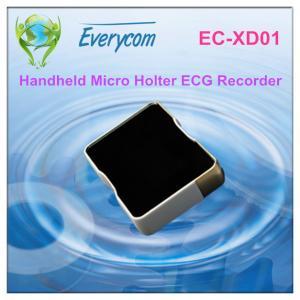 China TF Card Portable Medical Micro ECG Monitor Recorder for Hospital wholesale