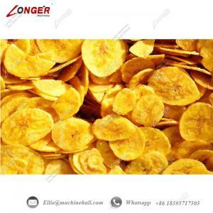 China Banana Chips Frying Machine Continuous Banana Chips Frying Machine Automatic Banana Chips Frying Machine Continuous Fry wholesale