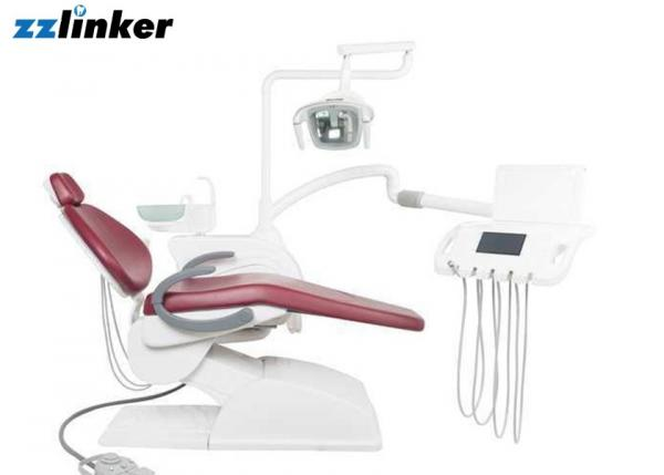 Quality Orthodontic Dental Chair Unit 9 Memory Position Implant Lamp Compensate Touch Screen Supply for sale