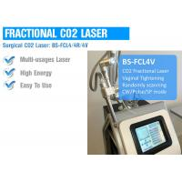 China High Energy CO2 Fractional Laser Machine For Skin Scar Removal / Acne Treatment wholesale