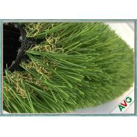 Low Maintenance Save Water Garden Synthetic Grass With Low Friction Non - Infill