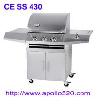 China Gas Barbeque Grill wholesale