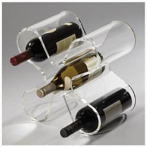 China Acrylic Wine Holder (HC1138) on sale