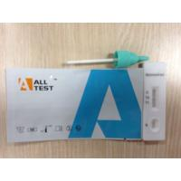 China Tetanus Accurate and high sensitivity Norovirus Rapid Test Cassette For Feces wholesale