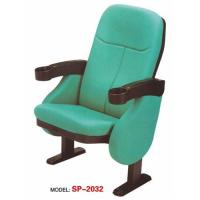 China Theatre Auditorium Chair Seat Integrated Cup Holder SP-2032 wholesale