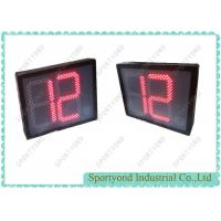 Basketball 12 Seconds Shot Clock for Hoops Stop Time Display