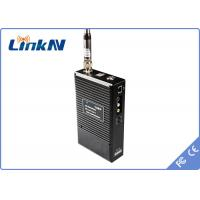 China TDD OFDM SD Video Wireless Transmitter 1W , Strong Diffraction wholesale