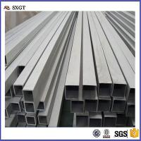 China Hot dipped galvanized square steel pipe/pre galvanized steel pipe gi tube on sale