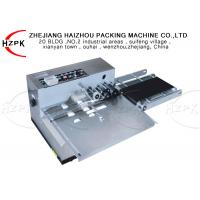 China Semi - Auto 680 Paging Machine Packing Paper Packing Card Ink Jet Printer wholesale