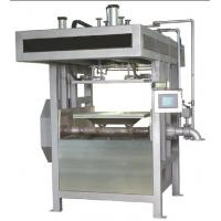China Waster Paper Molded Pulp Packaging Machinery With Intelligent Touch Screen Control wholesale