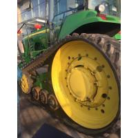 """China Wear Resistance Rubber Tracks For John Deere Tractors 9000T Width X Pitch X Links TF30 """" X 6 """" X 63JD With Strong Tread wholesale"""