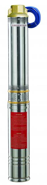 Quality Low Voltage Industrial Electric Stainless Steel Submersible Pumps 4ST Series for sale