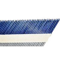 China Bright Ring Shank D Head Paper Framing Nails Collated For Wood on sale