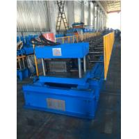China 18 Forming Stands Cable Tray Forming Machine 5.5Kw Motor Power on sale