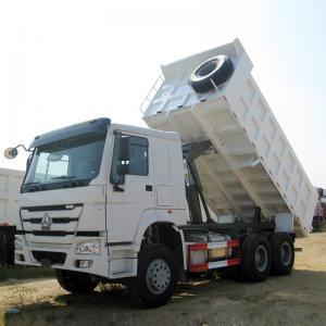 Buy cheap Howo 6x4 371hp Euro 2 Heavy Duty Dump Truck from wholesalers